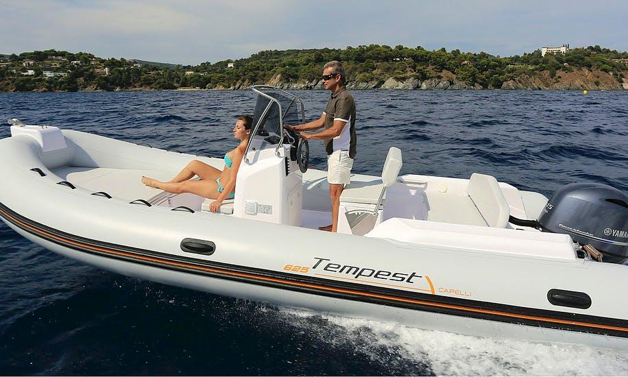 Capelli Tempest 625 Easy