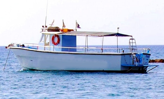 Dive Charters & Courses In Limassol