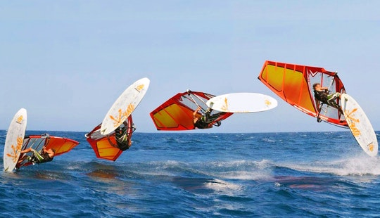 Windsurfing Rental & Lessons In Cyprus