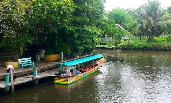 Take A Day Tour Along The River In Bangkok, Thailand