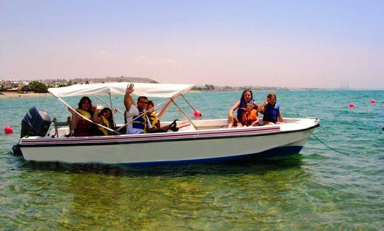 Rent a Bowrider in Oroklini, Larnaca