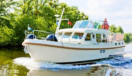 Linssen 36.9 Trawler For Rent In Zehdenick, Germany