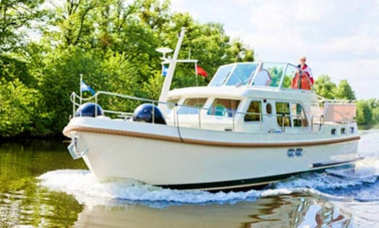 Linssen 36.9 Trawler For Rent In Zehdenick, Germany
