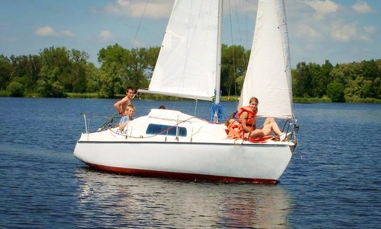 Carina Sailing Monohull Charter In Lubczyna