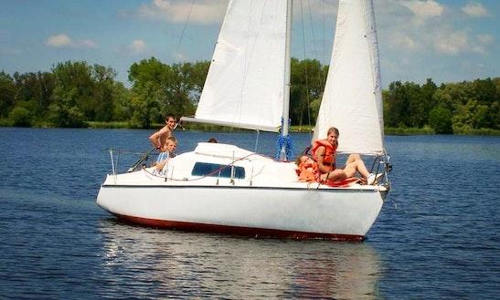 Carina Sailing Monohull Charter In Lubczyna