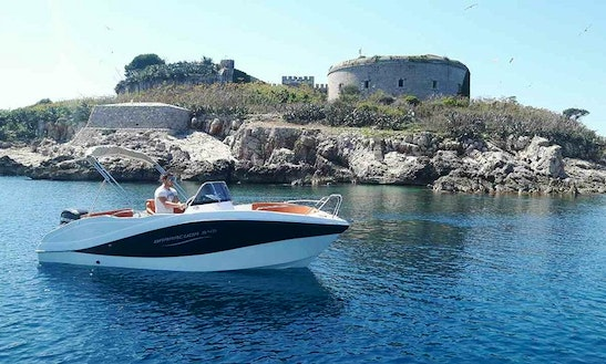 Barracuda 545 For Rent In Kotor, Montenegro