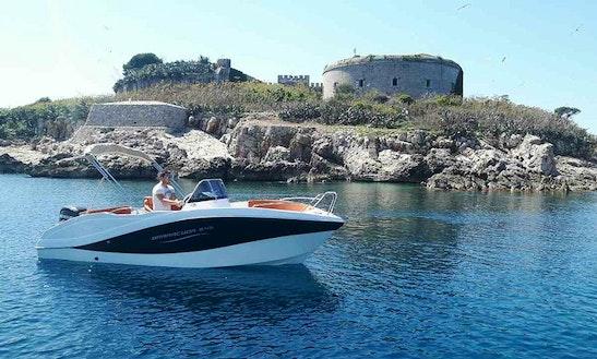 Barracuda 545 For Rent In Kotor, Montenegro