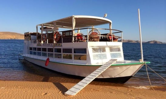 Fishing Charter On A Passenger Boat In Cairo Governorate, Egypt For Up To 6 People