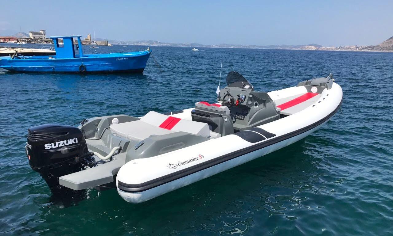 32' Oromarine RIB in Napoli, Italia