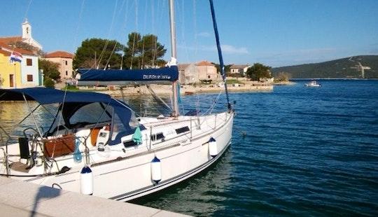 Sailing Yacht In Pula, Croatia