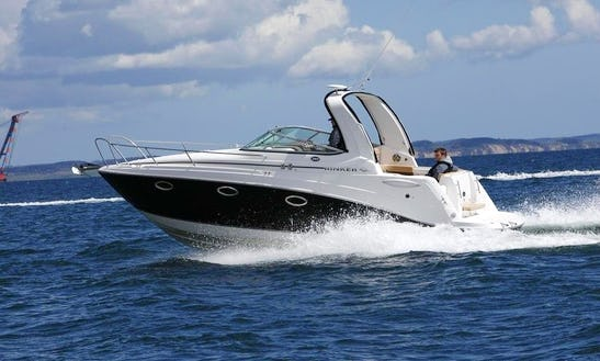 Cruise In Luxury On A Motor Yacht In Pula