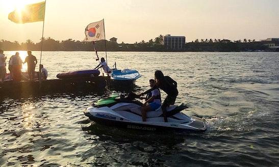 Explore The Beaches Of Aluthgama, Sri Lanka - Rent A Jet Ski!