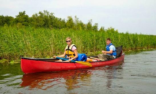Canoe Course Taster Tour In Roggentin