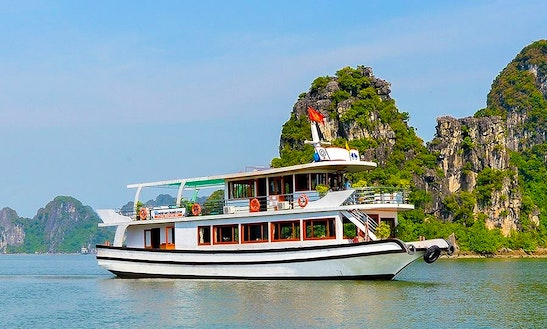 Luxury Day Trip To Halong Bay - Vietnam With Wonder Bay Cruises.com