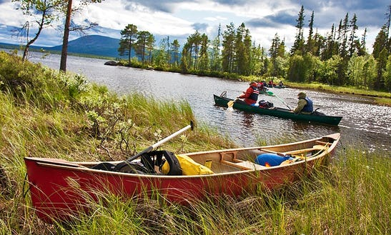 Fly Fishing Safari & Guide Service In Sweden