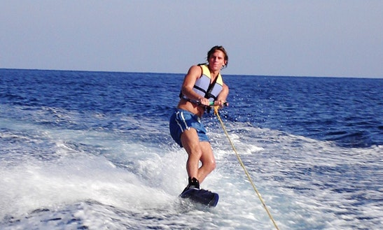 Enjoy Wakeboarding In Alexandria Governorate, Egypt