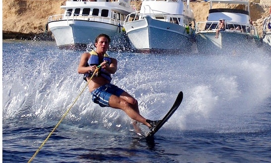Enjoy Water Skiing In Alexandria Governorate, Egypt