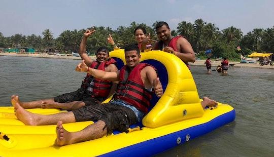 Make Memories While Tubing In Malvan, India