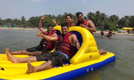 Make Memories While Tubing In Malvan, India