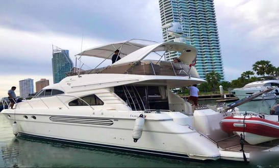 Charter 59' Charisma Power Mega Yacht In Pattaya Na Chom Thian, Thailand