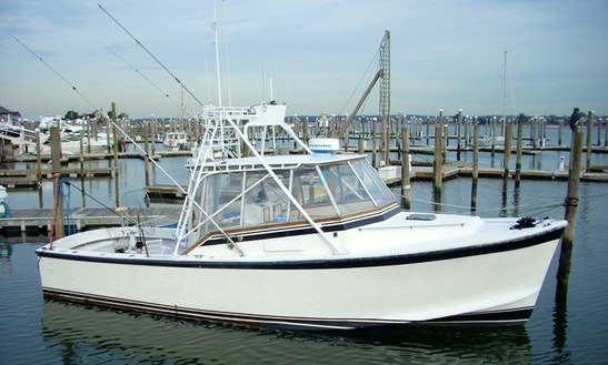 Enjoy Fishing In Narragansett, Rhode Island With Captain Scott