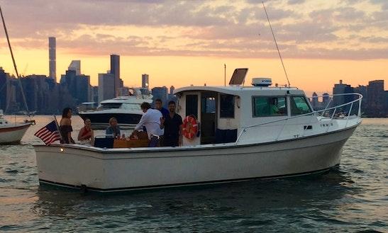 Enjoy New York Harbor On
