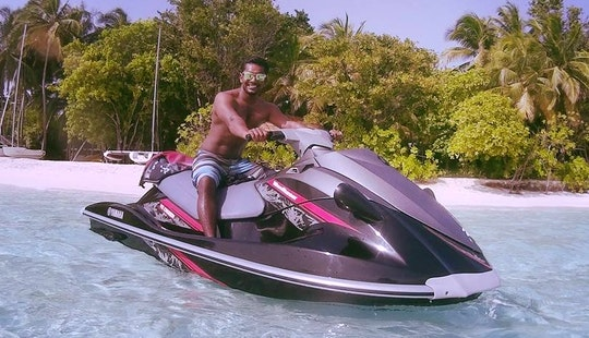 Rent A Jet Ski In Kaafu Atoll, Maldives