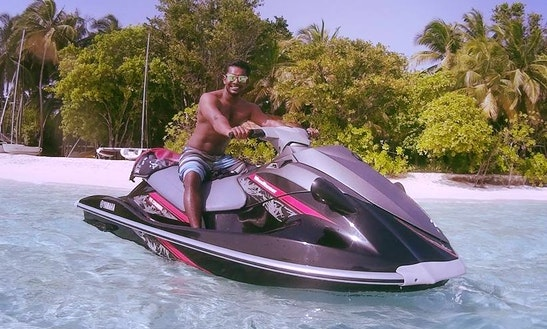 Rent A Jet Ski In Kaafu Atoll, Maldives