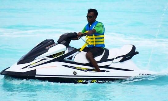 2 Person Jet Ski Rental In Male, Maldives