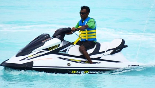 2 Person Jet Ski Rental In Male, Maldives
