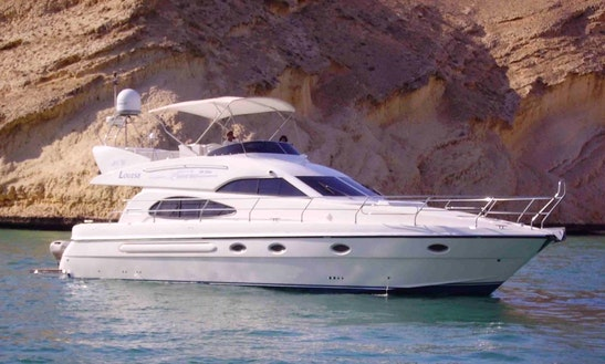 Charter A Motor Yacht In Muscat, Oman