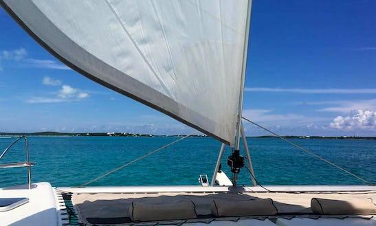 Cruising Catamaran Rental In Marsh Harbour