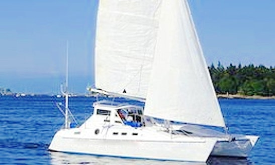 Cruising Catamaran Charter In Nanaimo, Canada