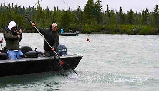 Fishing Charter In Soldotna, Alaska