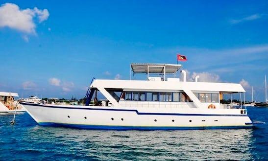 Charter 75' Passenger Boat In Male, Maldives