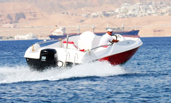 A Short Boat Trip In Amman, Jordan For 6 People!
