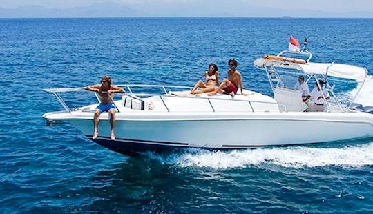 Charter A Speedboat Bidadari In Bali, Indonesia