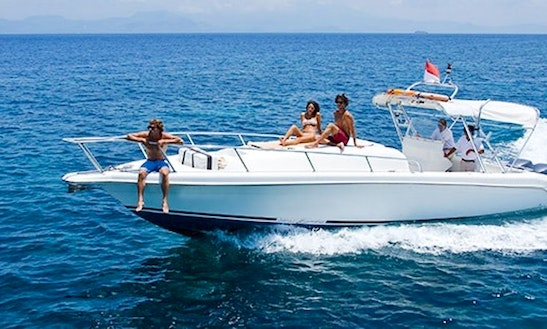 Charter The Speedboat Bidadari In Bali, Indonesia