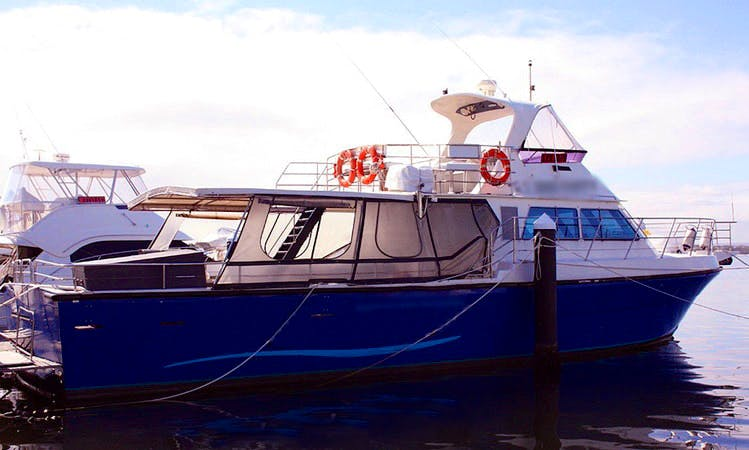 Captained Entertainer Boat Charter in Perth, Western Australia