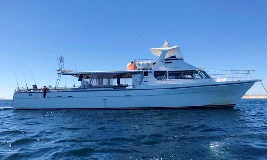 Exquisite Trawler For 20 People In Fremantle, Western Australia