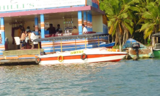 Affordable Boat Trip In Kulathoor, Kerala For Up To 8 People!