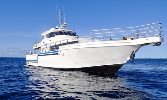 Enjoy Perth To Fremantle Functions And Swan River Cruises On 80ft