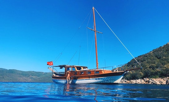 My Way Boat Trip Rental In Bodrum