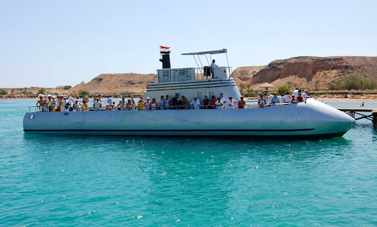 Submarine Boat Trips In South Sinai