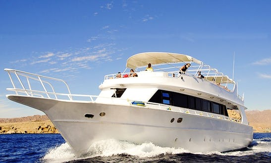 Passenger Boat Diving Charter In Sharm El-sheikh, Egypt