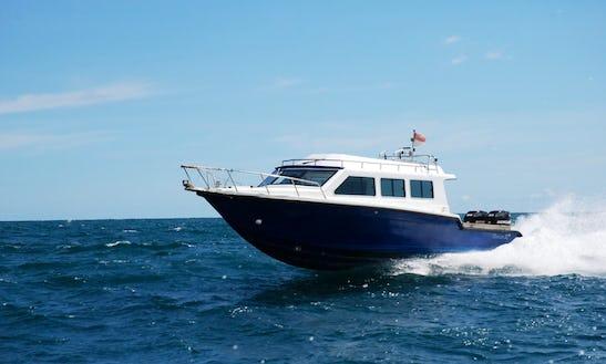 Motor Yacht Rental Sanur Bali