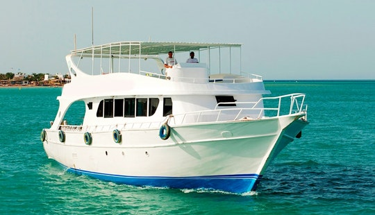 Diving Boat Tour In Marsa Alam