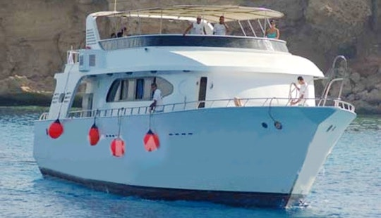 Private Boat Cruising Trips In South Sinai