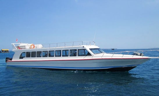 Fast Speedboat Transfer From Bali To Gili Islands & Lombok