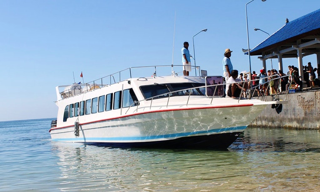 Private Boat Day Trips Bali Gili Islands